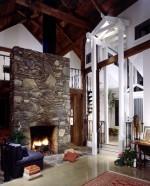 T1 Fireplace